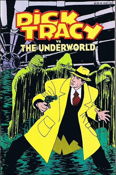 Dick Tracy (1990) 2-B by Disney