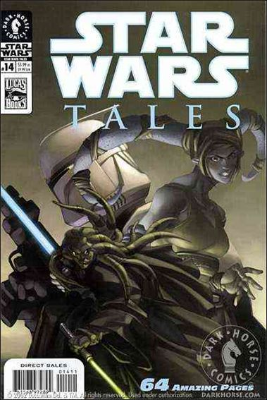 Star Wars Tales 14-A by Dark Horse