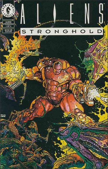 Aliens: Stronghold 1-A by Dark Horse
