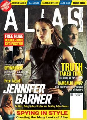 Alias: The Official Magazine 1-A