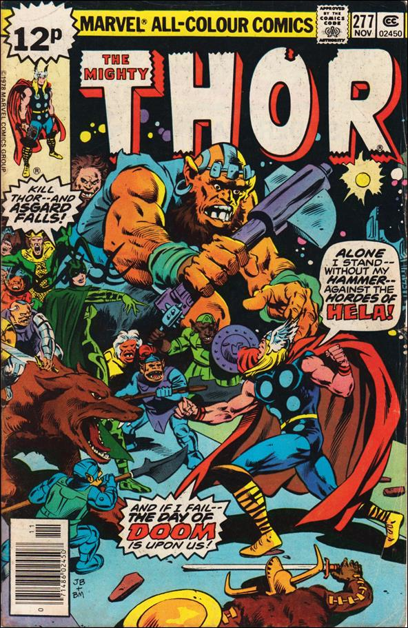 Thor (1966) 277-B by Marvel