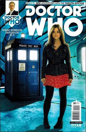 Doctor Who: The Twelfth Doctor 2-C