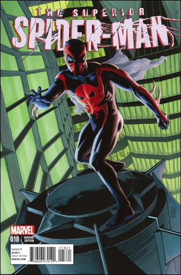 Superior Spider-Man 18-B by Marvel