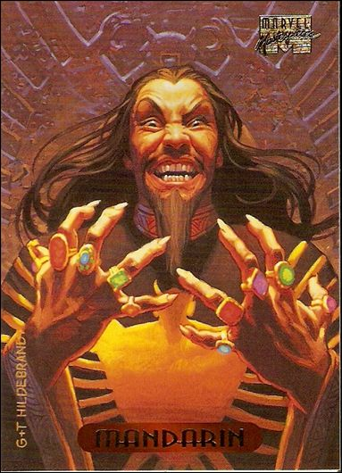 1994 Marvel Masterpieces (Base Set) 71-A by Fleer
