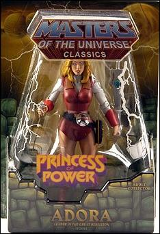 Masters of the Universe Classics Adora by Mattel