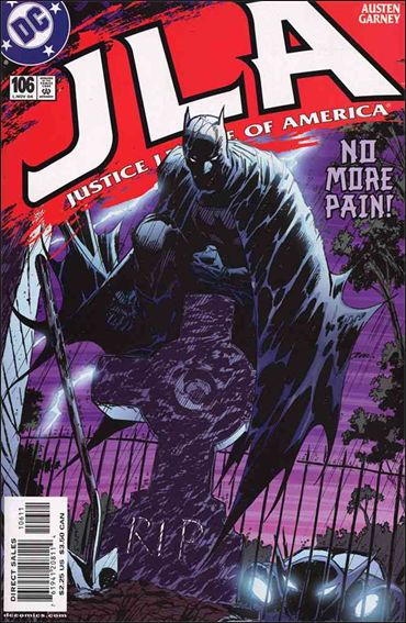 JLA 106-A by DC