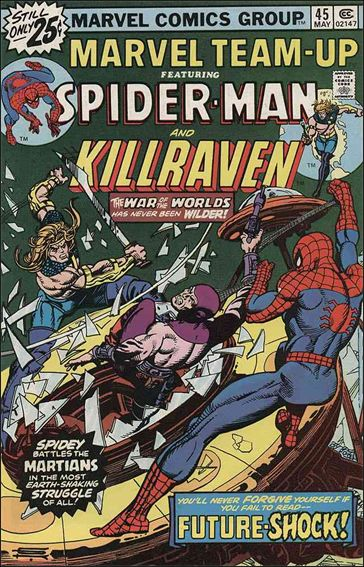 Marvel Team-Up (1972) 45-A by Marvel