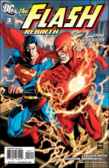 Flash: Rebirth (2009) 3-A by DC