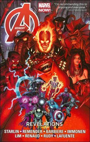 Avengers Revelations 1-A