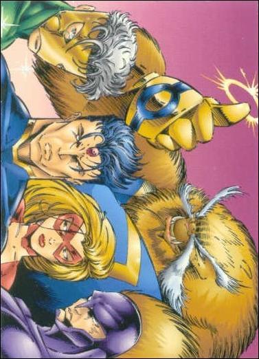 Advance Comics: Image Series (Promo) 9-A by Advance Comics