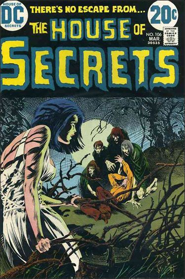 House of Secrets (1956) 106-A by DC