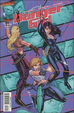 Danger Girl 1-A