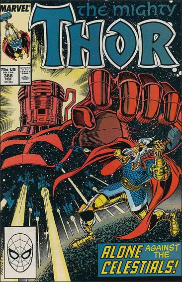 Thor (1966) 388-A by Marvel
