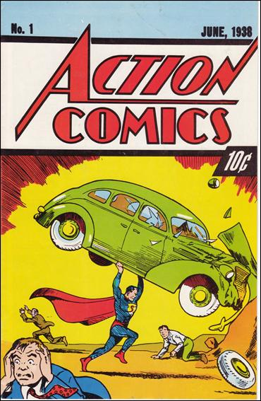 Action Comics (1938) 1-F by DC