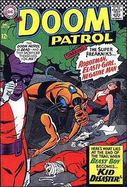 Doom Patrol (1964) 108-A by DC