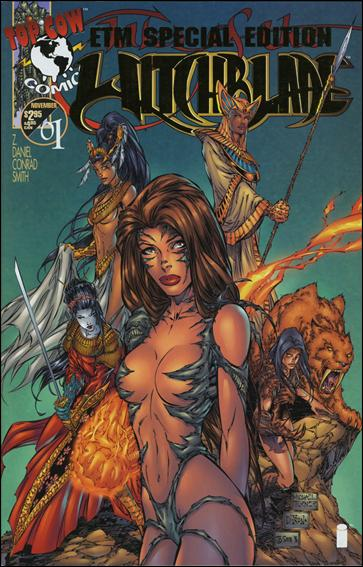 Tales of the Witchblade 1-D by Top Cow