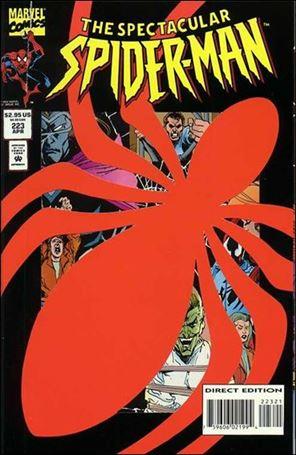 Spectacular Spider-Man (1976) 223-A