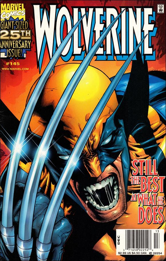 Wolverine (1988)  145-A by Marvel