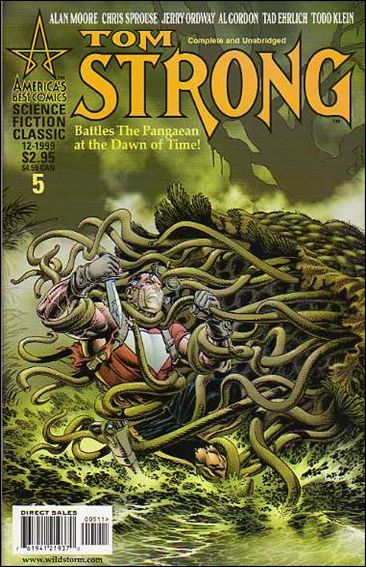 Tom Strong 5-A by America's Best Comics