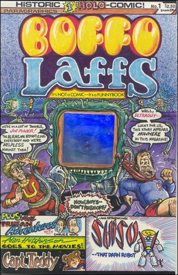 Boffo Laffs 1-A by Paragraphics