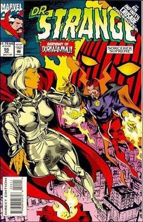 Doctor Strange, Sorcerer Supreme 55-A