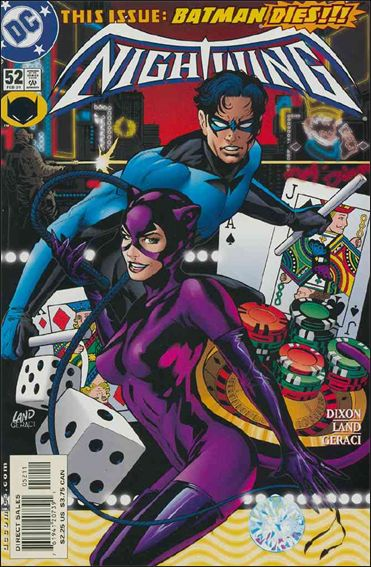 Nightwing (1996) 52-A by DC