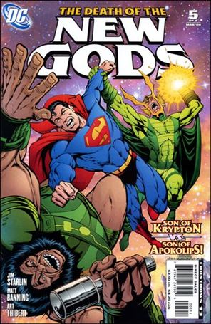 Death of the New Gods 5-A