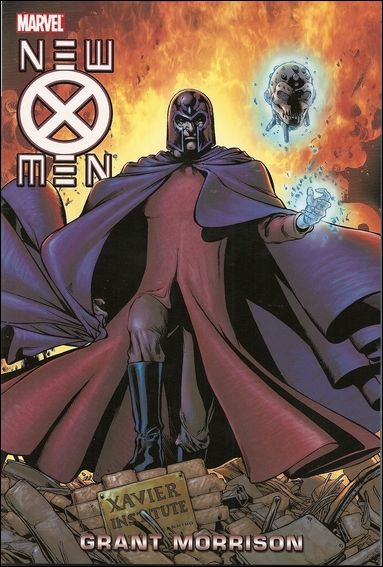 New X-Men by Grant Morrison Ultimate Collection 3-A by Marvel