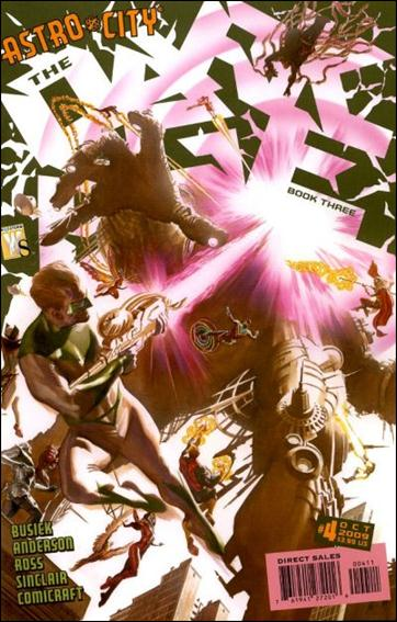 Astro City: Dark Age/Book Three 4-A by WildStorm