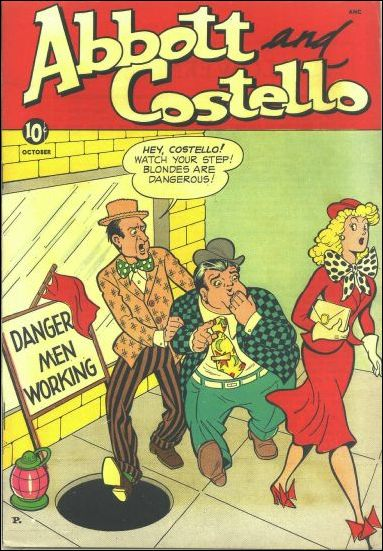 Abbott and Costello (1948) 11-A by St. John