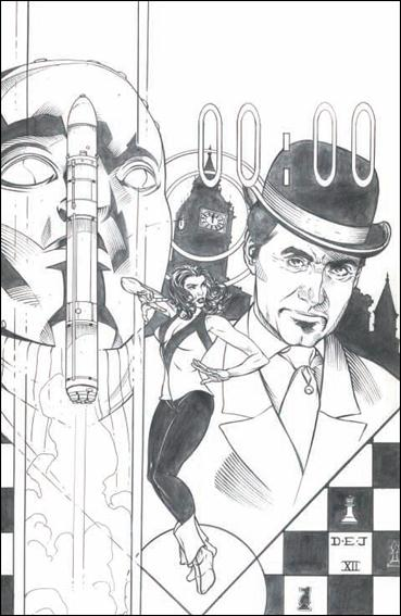 Steed and Mrs. Peel (2012) 3-C by Boom! Studios