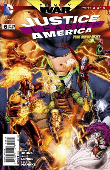 Justice League of America (2013)  6-D by DC