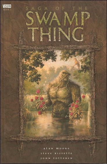 Swamp Thing (1987) 1-E by Vertigo