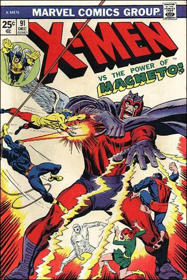 X-Men (1963) 91-A by Marvel