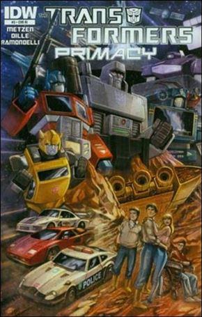 Transformers: Primacy 3-C