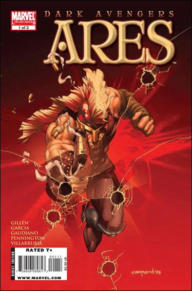 Dark Avengers: Ares 1-A by Marvel
