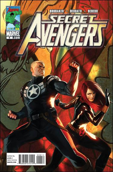 Secret Avengers (2010) 6-A by Marvel