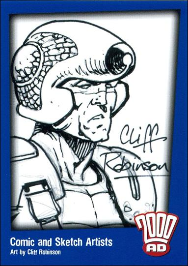 30 Years of 2000 AD: Series One (Base Set) 67-A by Strictly Ink