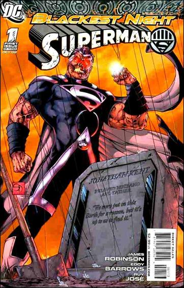 Blackest Night: Superman 1-D by DC