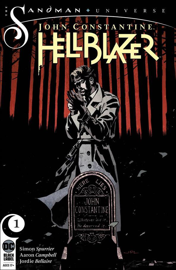 John Constantine: Hellblazer 1-A by DC Black Label