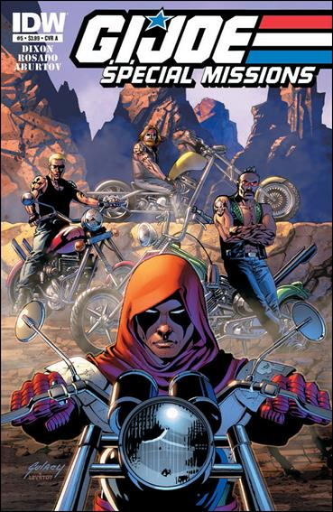 G.I. Joe: Special Missions (2013) 5-A by IDW