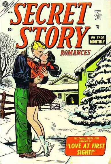 Secret Story Romances 4-A by Atlas
