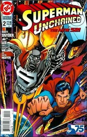 Superman Unchained 2-E