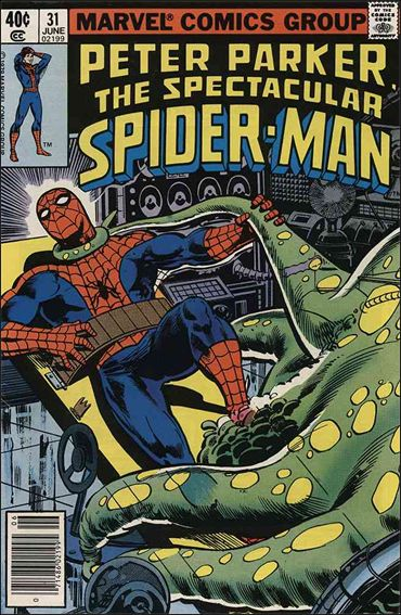 Spectacular Spider-Man (1976) 31-A by Marvel
