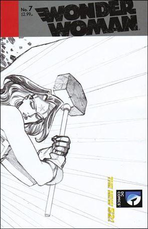 Wonder Woman (2011) 7-B