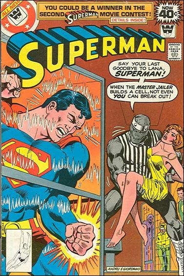 Superman (1939) 331-B by DC