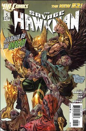 Savage Hawkman 5-A
