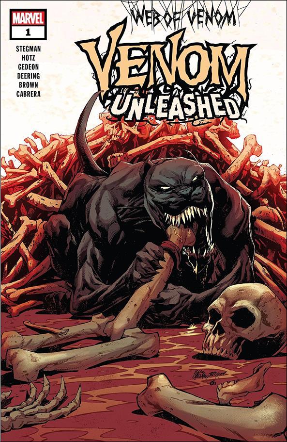 Web of Venom: Venom Unleashed 1-A by Marvel
