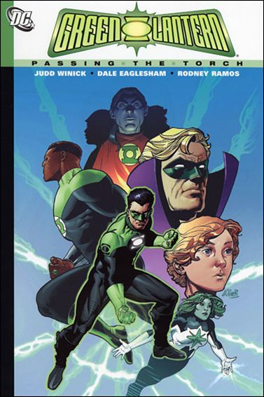 Green Lantern: Passing the Torch nn-A by DC