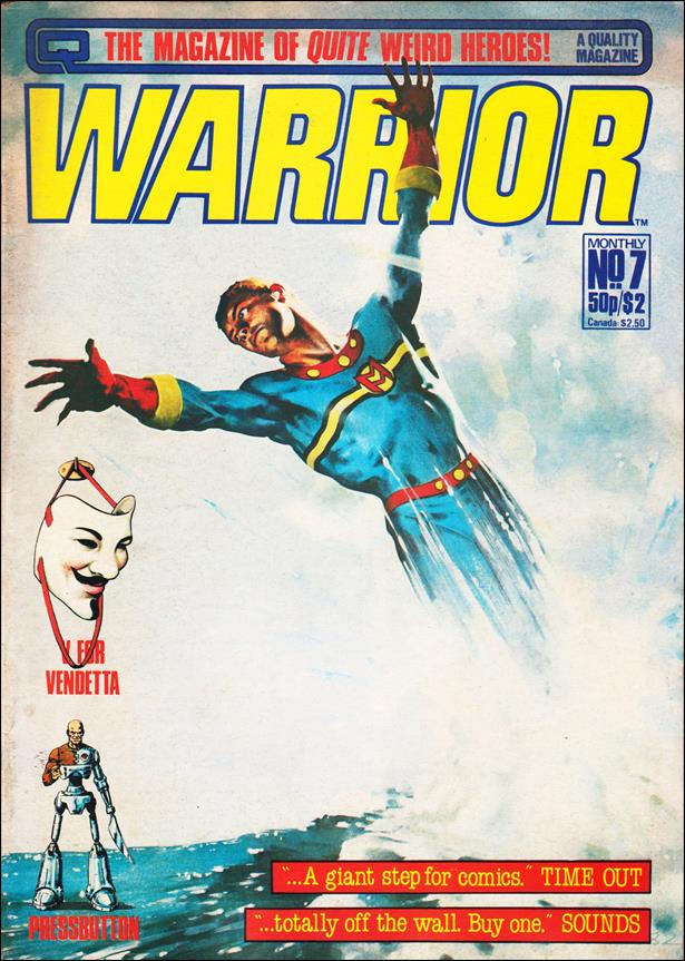 Warrior (UK) 7-A by Quality Communications